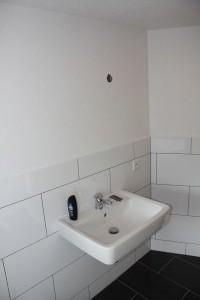 Badezimmer .- Waschbecken